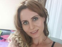 Sexy webcam show met Amidalla