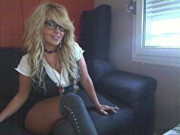 Sexy webcam show met rubiadeluxe