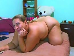 Sexy webcam show met Niter