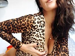 Sexy webcam show met LinseySquirt