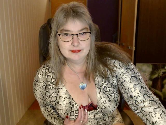 Sexy webcam show met wilma