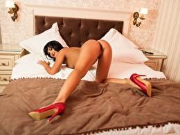 Sexy webcam show met AischaJade