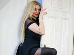 Sexy webcam show met BlondeSuri