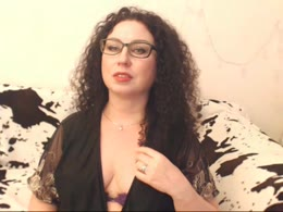 Sexy webcam show met HairyQueen