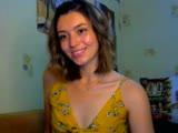 Sexy webcam show met milinda