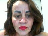 Sexy webcam show met camelia