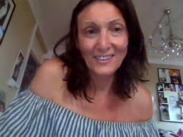 Sexy webcam show met Luna