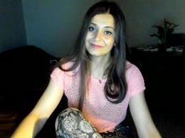 Sexy webcam show met monicapinup