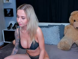 Sexy webcam show met RoseC