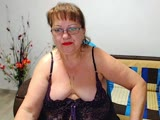 Sexy webcam show met vyka