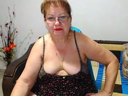 Sexy webcam show met Vyka