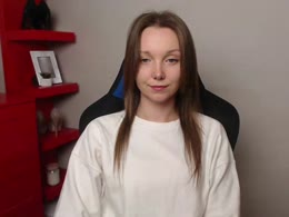 Sex chat or have hot webcam sex with ZOEcookie