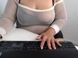 Sexy webcam show met SofiacokineX