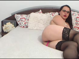 Sexy webcam show met StarrA