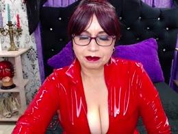 Sexy webcam show met AlyssaJansen