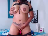Sexy webcam show met kamila1502