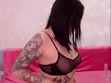 Sexy webcam show met demihot