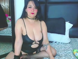 Sexy webcam show met margotmilf