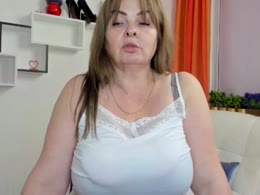 Sexy webcam show met AnneteWOW