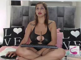 Sexy webcam show met samanthasanz