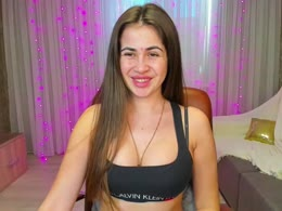 Sexy webcam show met Amelii