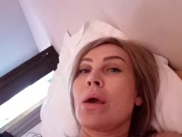 Sexy webcam show met FrauMichelle