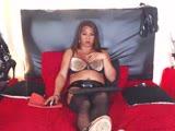 Sexy webcam show met natashablack