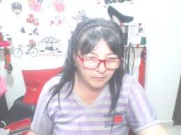 Sexcam avec 'SLAVEBRIDGET'