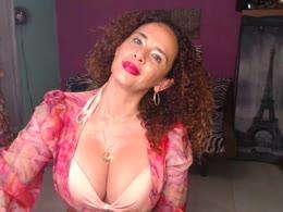 Sexcam avec 'Shakirita'