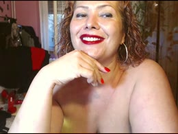 Sexy webcam show met 1Milf4U