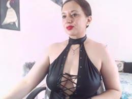 Sexcam avec 'BelleDomme'