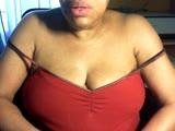 Sexy webcam show met franny