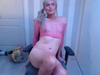 Sexy webcam show met SissyDenise