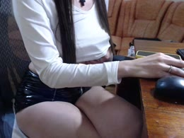 Sexy webcam show met BrunetteAnna