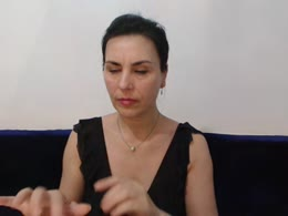 Sexy webcam show met MissIsadora