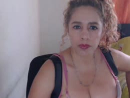 Sexy webcam show met MilfPassion