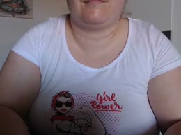 Sexy webcam show met littleblondi